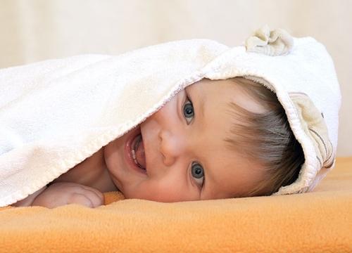 Baby-Shiatsu