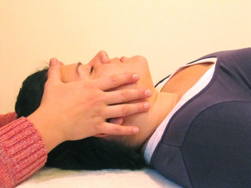 Cranio Sacrale Körperarbeit in der Schwangerschaft
